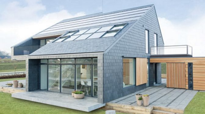 Low Energy Homes don't just save money, they improve lives